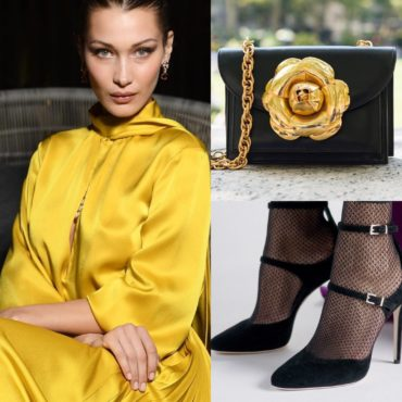 The Look~Fendi, Tamara Mellon & Oscar De Larenta