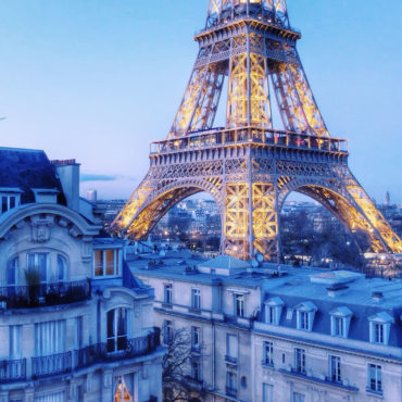 Paris, The City Of Lights, Luxe And Love