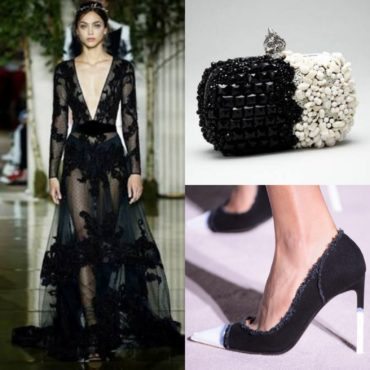 The Look~Zuhair Murad, McQueen & Tom Ford