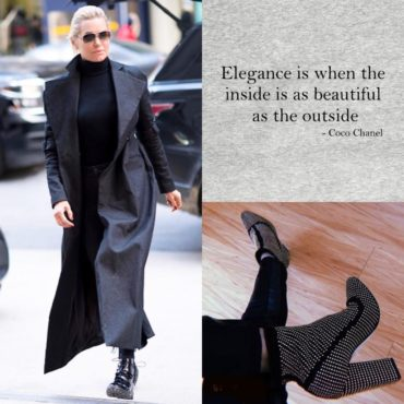 The Look~Yolanda Hadid, Tamara Mellon & Coco Chanel