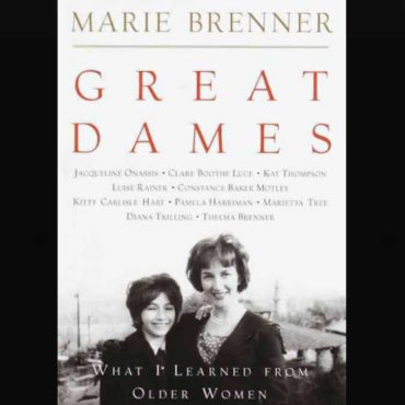 Great Dames~ What I Learned From Older Women
