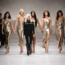 The Original Versace Supermodels Return