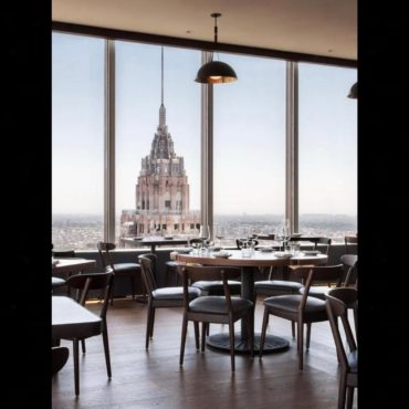The Manhatta Restaurant New York
