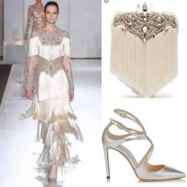 The Look~Ralph & Russo, Marchesa & Jimmy Choo