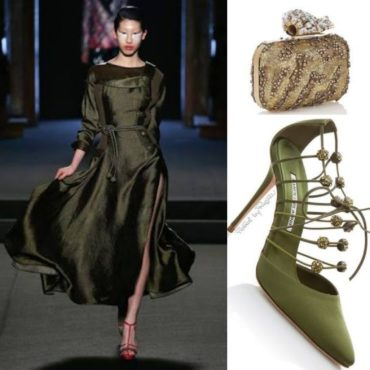 The Look~Jimmy Choo & Manolo Blahnik