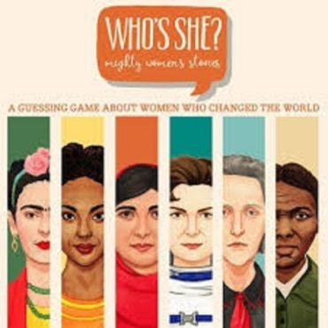 Boardgame Celebrating Influential Women In History
