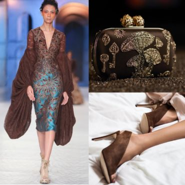 The Look~Sebastian Gunawan, McQueen & Jimmy Choo